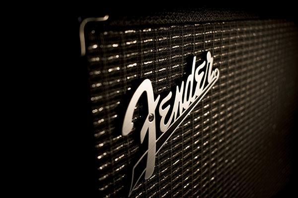 fenderのギターアンプ