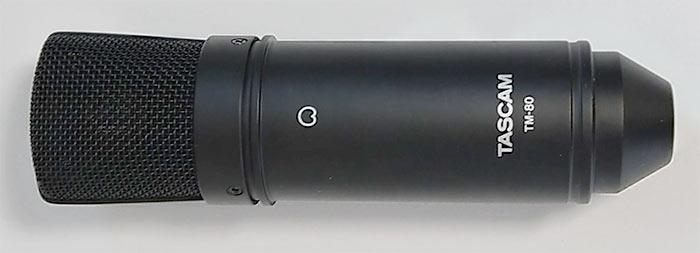TM80マイク本体