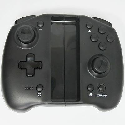 表面は通常のプロコンと同様のボタン配置